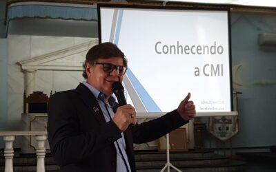 Secretário-Executivo da CMI realiza palestra em Brasília