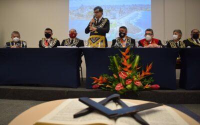 CMI presente na 31ª Assembleia Geral da Fraternidade do GOBA – Grande Oriente da Bahia